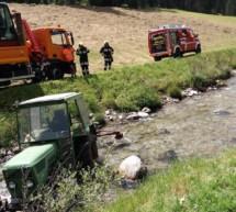 Bauer stirbt bei Unfall