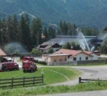 Ammoniak-Alarm in Toblach