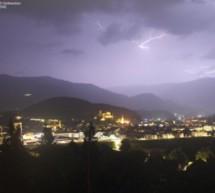 Nacht der 1000 Blitze