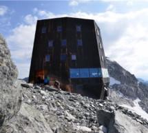 Neue Schwarzensteinhütte-Hütte