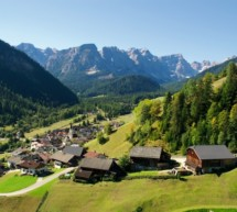 Lungiarü wird Bergsteigerdorf