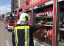 Brandalarm in Bozen