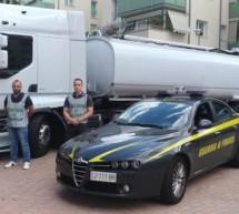 Der Diesel-Schmuggler
