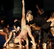 Flüchtigkeit des Tanzes