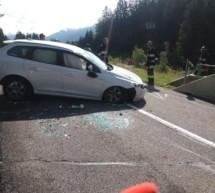 Unfall in Taisten