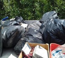 Geschnappte Müllsünder