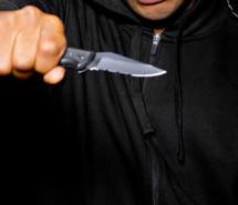 Verbotenes Messer