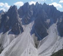 Brüchige Berge