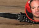Messer im Rucksack