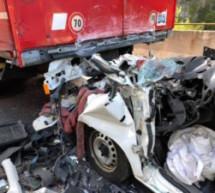 Familienvater stirbt bei Unfall