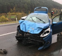 Unfall in Schabs
