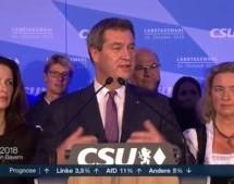 CSU verliert zweistellig