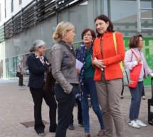 Anita-Pichler-Platz eröffnet