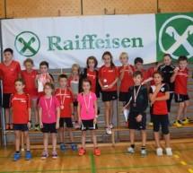 Die Badminton-Meister