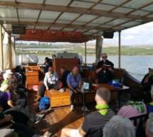 Bootsfahrt im Heiligen Land