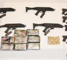 Kriegswaffen & Kokain