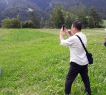 Die Selfie-Touristen
