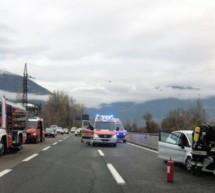 Unfall auf der MeBo
