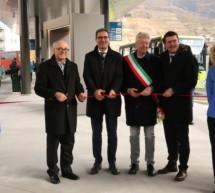 Der neue Busbahnhof