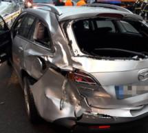 Crash in Neumarkt