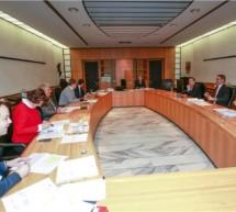 Die erste Sitzung