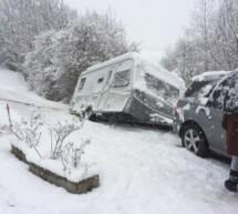Tirol versinkt im Schnee