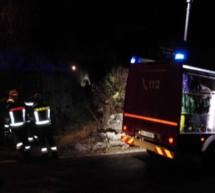 Brandalarm in Penon