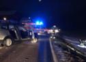 Unfall mit 5 Verletzten