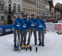 Bronze für Curling-Team