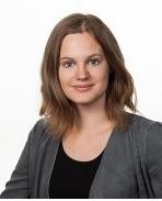 Julia Litofcenko im Ufo