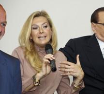 Mit Silvio nach Brüssel