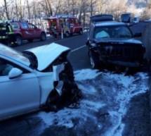 Unfall mit 7 Verletzten