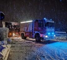 Schneenotfallplan aktiviert