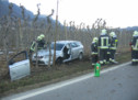 Crash in Tramin