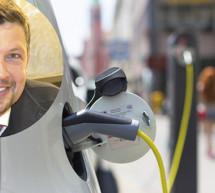 Geförderte Elektromobilität