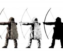 Armin Barducci zeichnet Ötzi