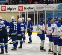 Niederlage gegen Slowenien