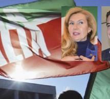 Im Bus mit Silvio