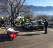 Crash in Kurtatsch