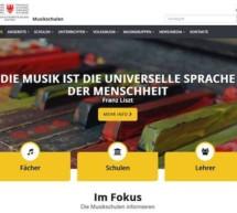 Musikschulen im Netz