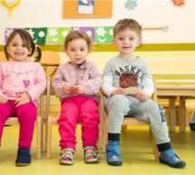 Die Kindergarten-Zahlen
