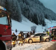 Crash am Brenner