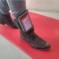 Gedämpfte Schuhe
