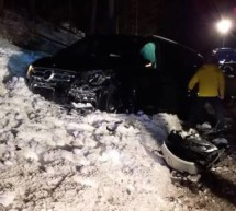 6 Verletzte bei Unfall