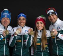 Staffel holt WM-Bronze