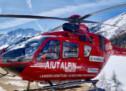 Skifahrer prallt gegen Stadel