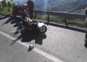 Crash in Klausen