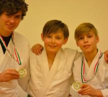 Die ersten Medaillen