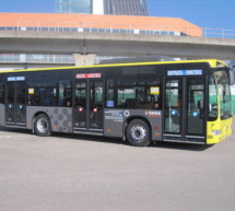 Neue Hybridbusse
