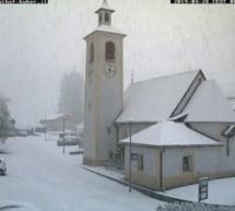 Jetzt kommt der Schnee